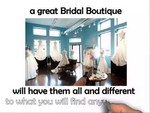 The Best Bridal Boutique in Sheffield | Sheffield's Best Bridal Gallery