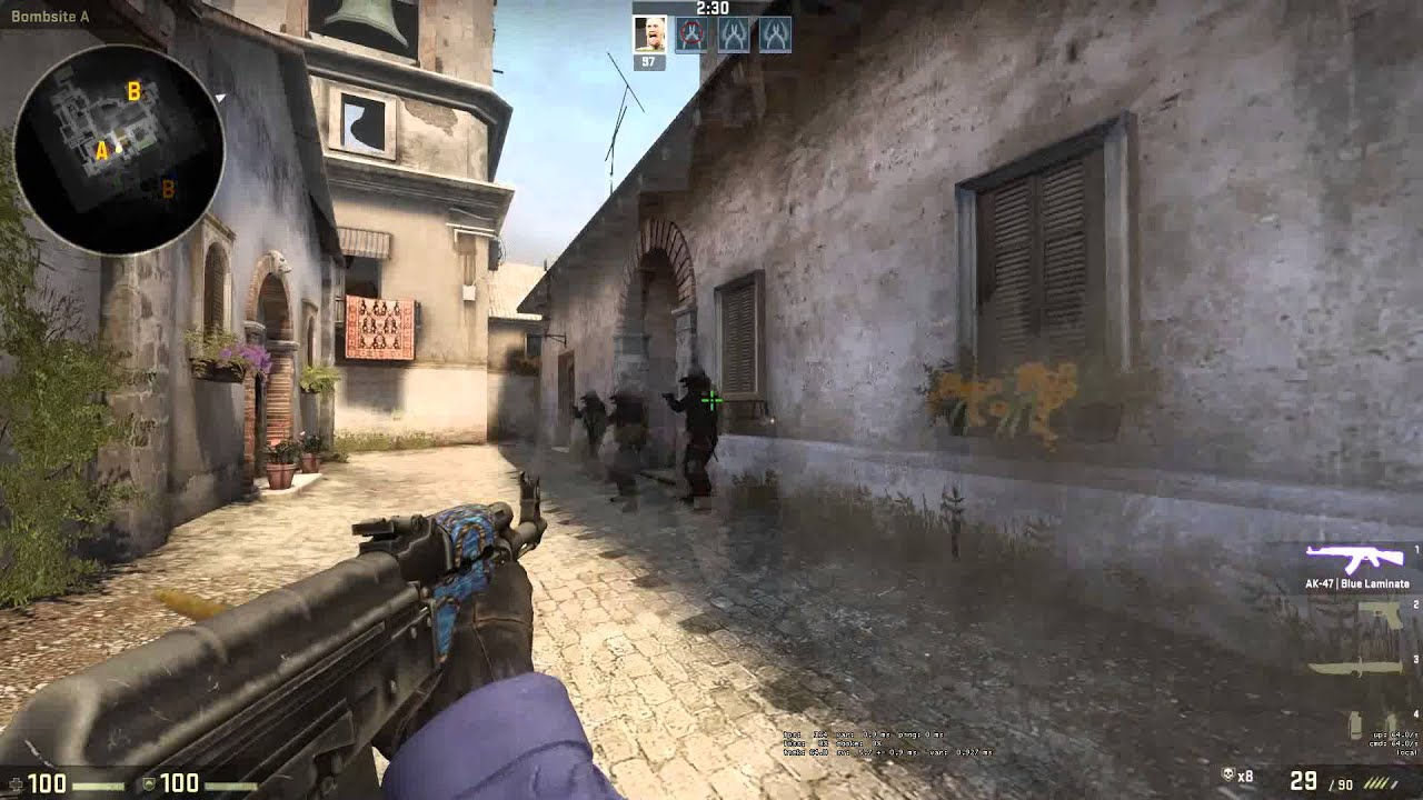 CS:GO Guide: Peeking - on-winning com