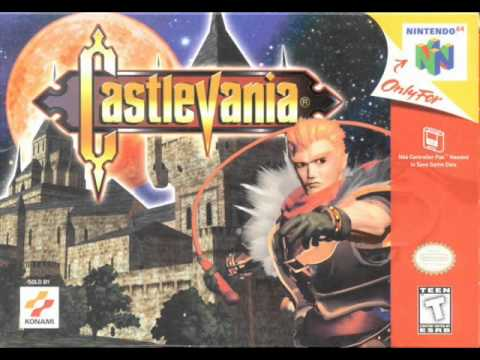 Castlevania - Stairway to the Clouds