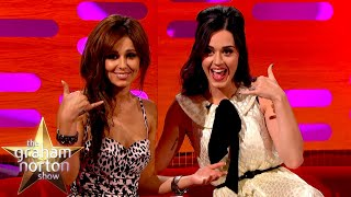 Katy Perry Swoons Over Prince Harry   The Graham Norton Show