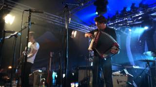 Calexico - Miles From The Sea (06.08.2015, Theaterfestival, Isny)