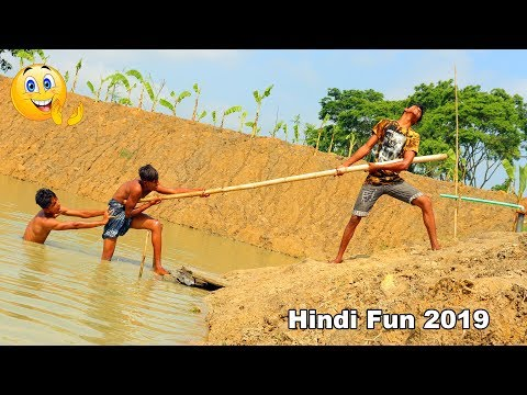 Indian New Funny Video😄-😅Hindi Comedy Videos 2019-Episode-28--Indian Fun || ME Tv