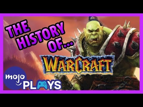 History Of The Warcraft Series!
