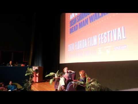 Susan Sarandon at the 2014 Florida Film Festival