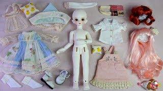 ★구관 드리밍돌 보보 개봉후기★BJD/Dreaming Doll Bobo Unboxing/USD/유딩이/구체관절인형