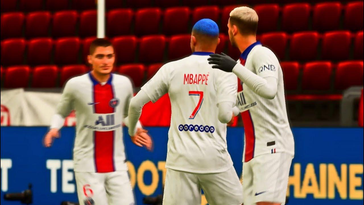 Download [FIFA21] Paris Saint-Germain vs Dijon FCO // Ligue 1 // 27 Février 2021 // Pronostic