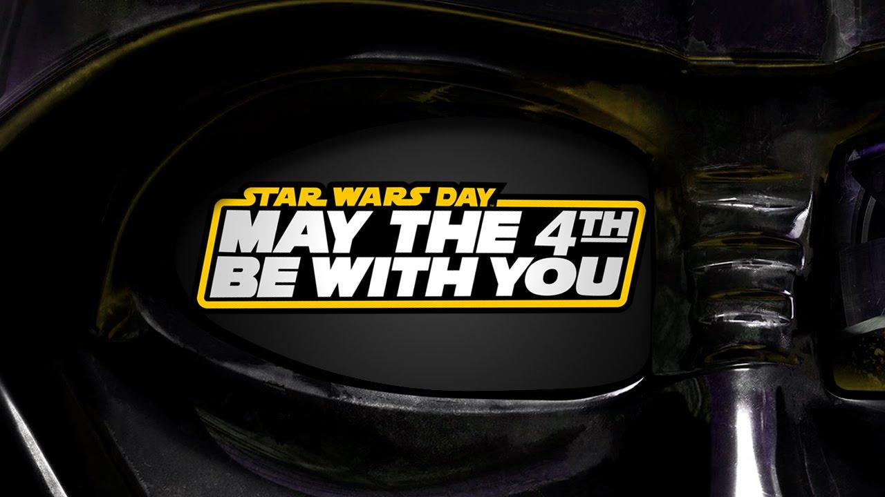 Resultado de imagen para Starwars 4th may