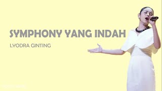 Download Lyodra Ginting - Shimpony Yang Indah (Lirik)