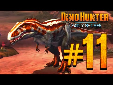 Dino Hunter: Deadly Shores EP: 11 SawTooth