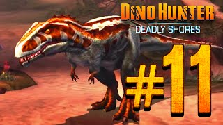 Dino Hunter: Deadly Shores EP: 11 SawTooth