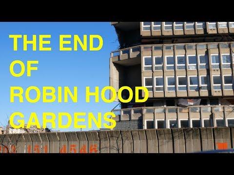 Robin Hood Gardens & Poplar High Street