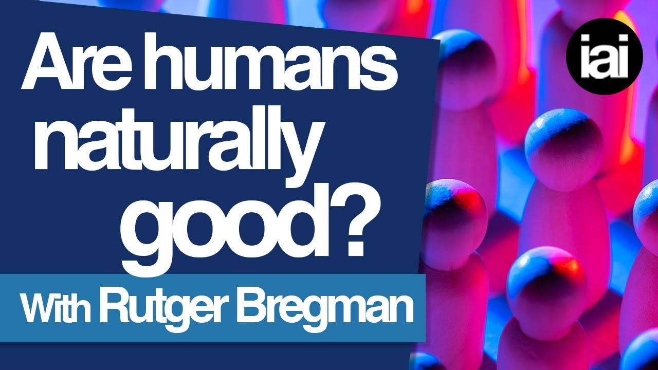 Download Is human nature ultimately good? | Rutger Bregman and Grace Blakeley