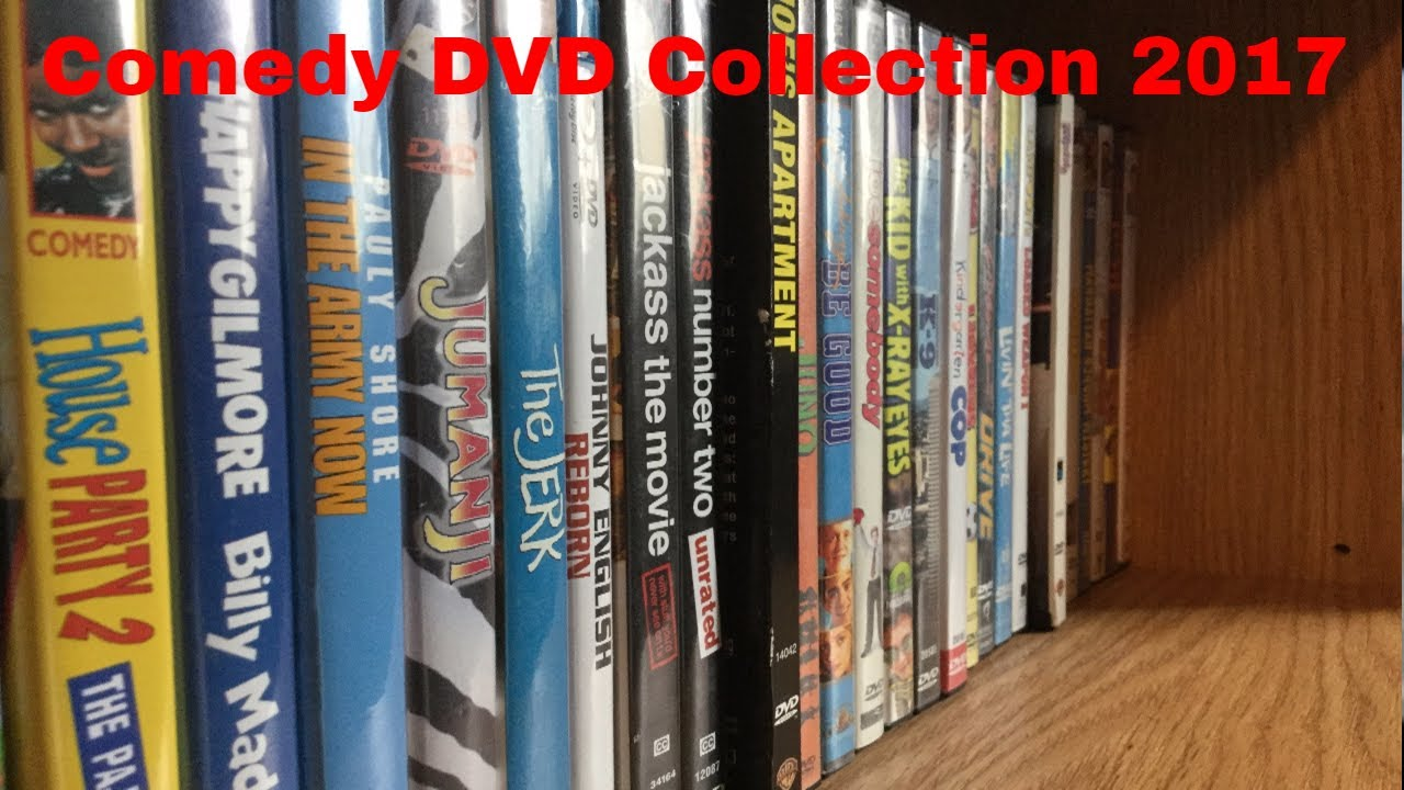 Comedy Dvd Collection 2017 - Youtube-5196