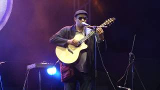 Mi amigo Cubano - Raul Midon - Festival de Jazz & Blues de Rio das Ostras 2014