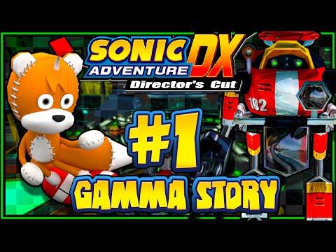 Sonic Adventure DX PC - (1080p) Part 1 - Gamma's Story