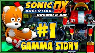 Sonic Adventure DX PC - (1080p) Part 1 - Gamma