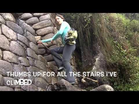 Hiking the Huayna Picchu Stairs of Death Wayna Picchu in Peru  Bucket List Adventure