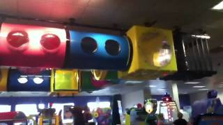 Tour of my Chuck E. Cheese's