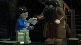 Harry Potter Serisi - Rubeus Hagrid LEGO #1