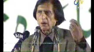 WASIM BRELVI (ETV Urdu Mushaira)