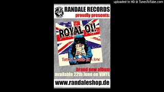 Royal Oi Skinhead Forever