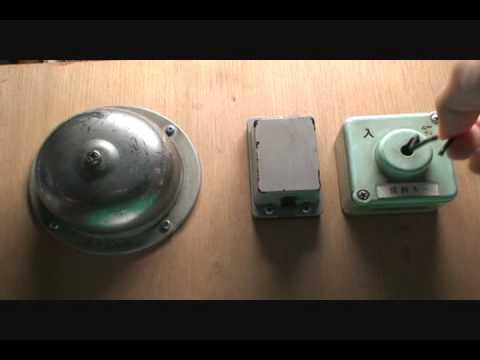 名鉄の電鈴を作ってみた - YouTube