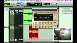 """In The Box"" Mastering Tutorial with Pro Tools 9 and Waves Plug-ins"