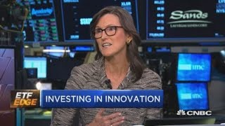 Ark Invest's Cathie Woods defends her Tesla to $4,000 call