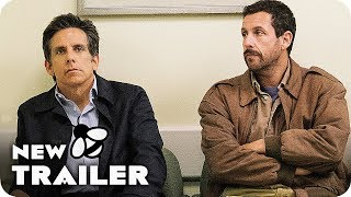 The Meyerowitz Stories Trailer (2017) Ben Stiller, Adam Sandler Netflix Movie