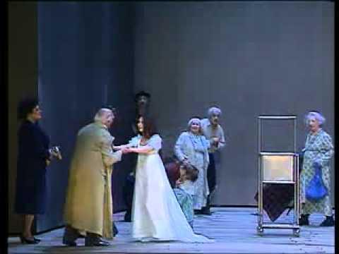 Дьякова Екатерина - Ария Олимпии из оперы Сказки Гофмана (репетиция)