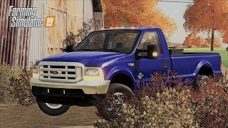 WE BOUGHT A NEW TRUCK (ROLEPLAY) FARMING SIMULATOR 19