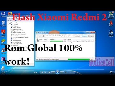 tutorial-flash-redmi-2-work!