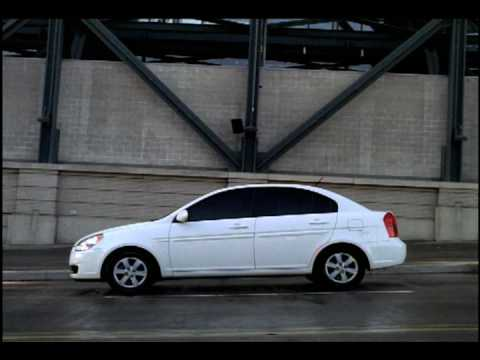 2009 hyundai accent youtube. Black Bedroom Furniture Sets. Home Design Ideas