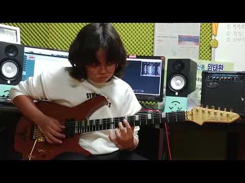 기타리스트 양태환(YangTaeHwan-Korean Guitarist) Neil zaza-Bari