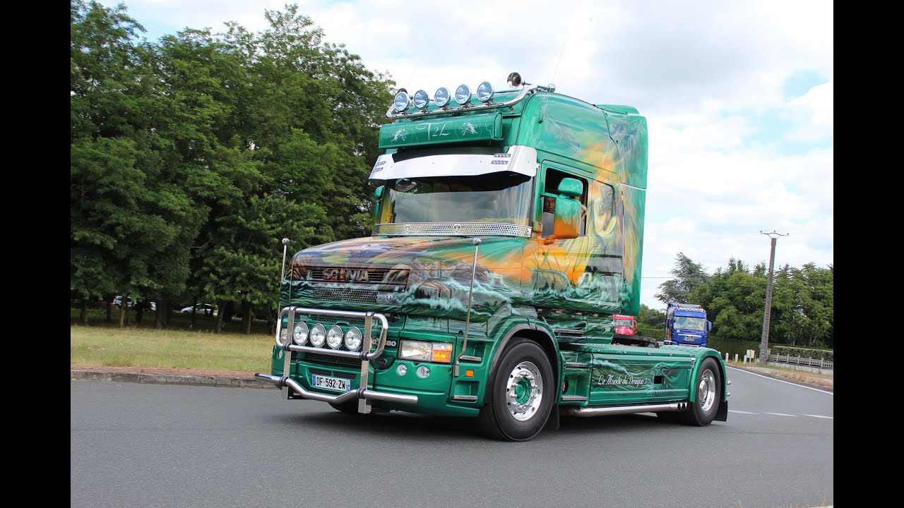Photo De Camions Decores