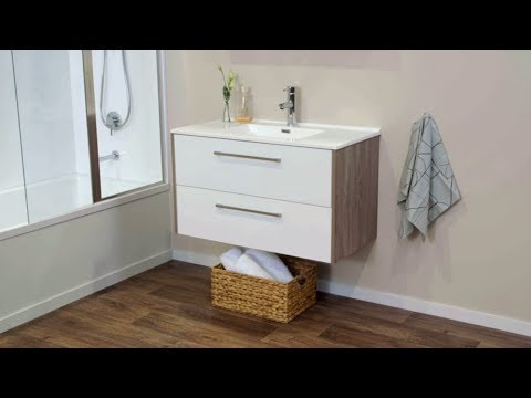 How to Install a Wall Hung Vanity | Mitre 10 Easy As DIY