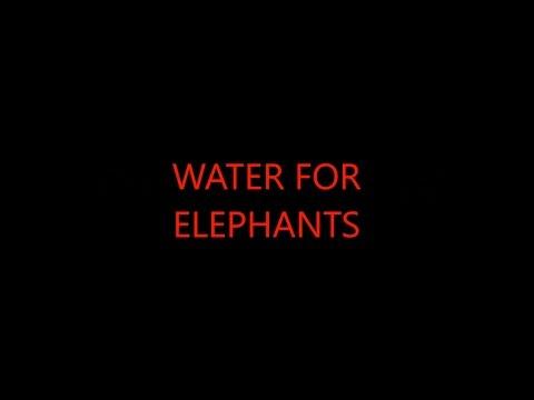 water for elephants audiobook