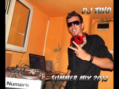 Dj Tino Summer Mix 2013 August