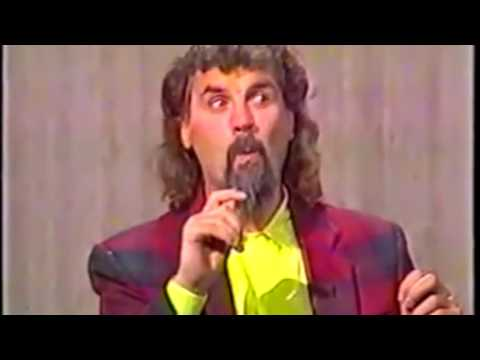 Billy Connolly on Clive James show