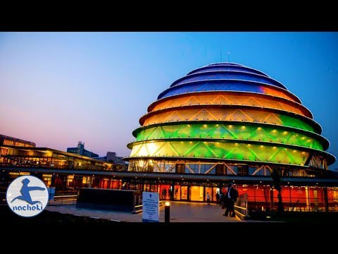 Rwanda Convention Center Wins Worlds Best Architectural Design