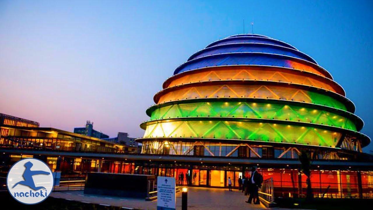 Rwanda Convention Center Wins Worlds Best Architectural Design