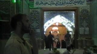 Imran Haider - Karbal Tu Piya Likhda - Karbala 2011