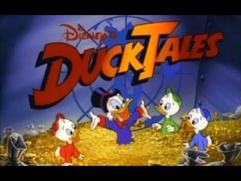 It's a DuckTales Arrangement, My Guy