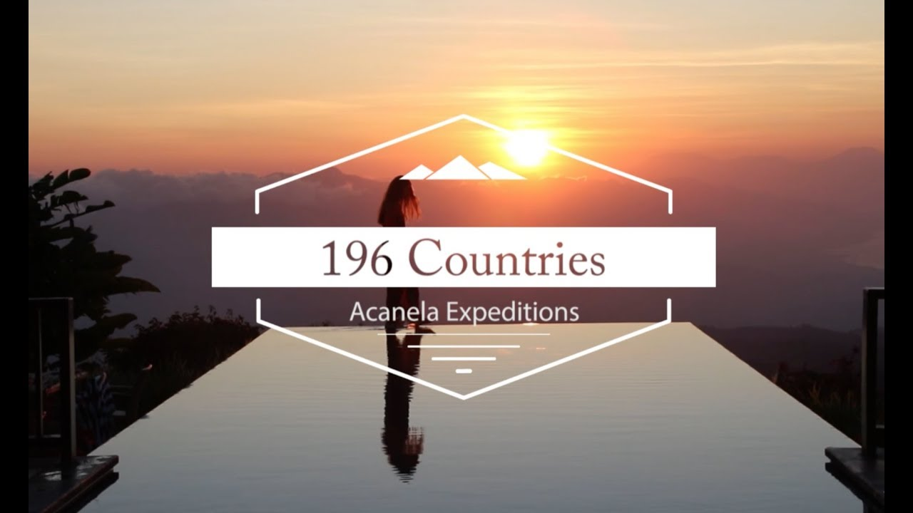 My 1st Vlog!  I am on an adventure to travel to all 196 Countries