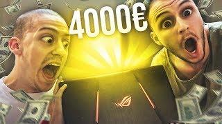 OSVOJILI SMO NAJNOVIJI LAPTOP OD 4000€!!!