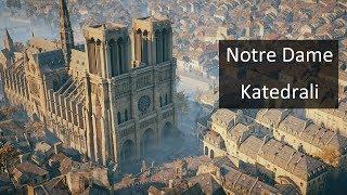 Notre Dame Katedrali - Paris, Fransa  Notre Dame Kilisesi  | Fransa Turu