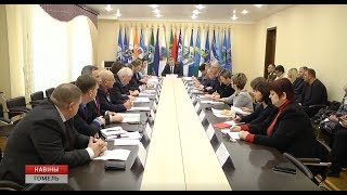Заседание президиума Совета профсоюзов