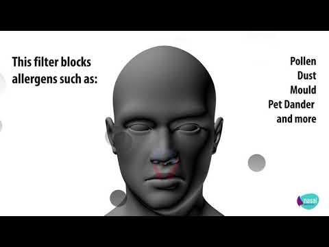 Allergy Filter – Nasal Medical