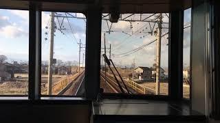 《橋梁2コーラス》名鉄2209F2309号車 木曽川橋梁MH