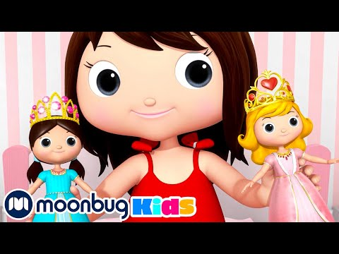 Dress The Princess | Original Songs | By LBB Junior